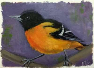 O is for Oriole_Baltimore_painted Oct 23