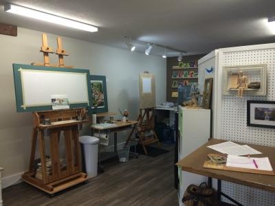 Studio work spaces
